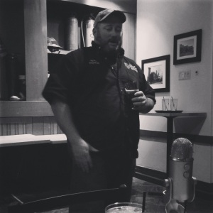 Steve Shaw of Cellar Dweller Craft Beers